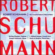 Robert Schumann CD cover